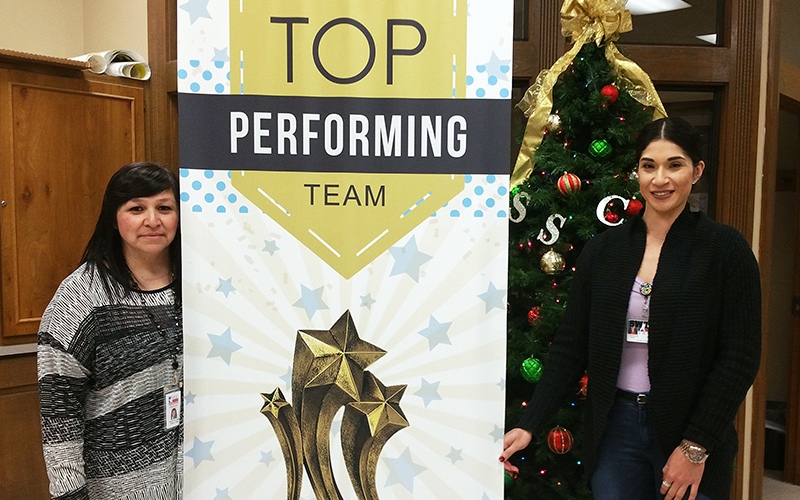 Del Rio Student Engagement Top Performers