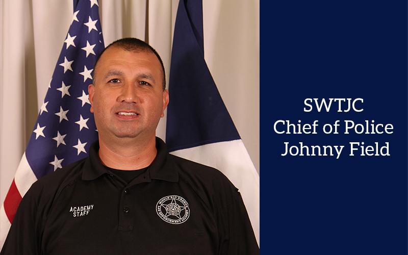 New chief of SWTJC police department named