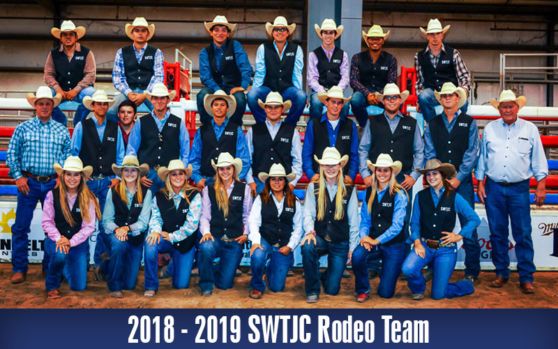 SWTJC Rodeo team kicks off season with a big win